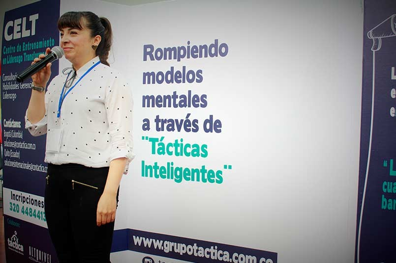 Sandra Rodríguez, Consultora Empresarial