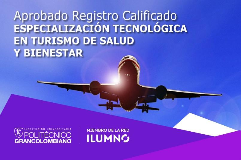 Nueva Especialización Tecnológica en Turismo de Salud y Bienestar