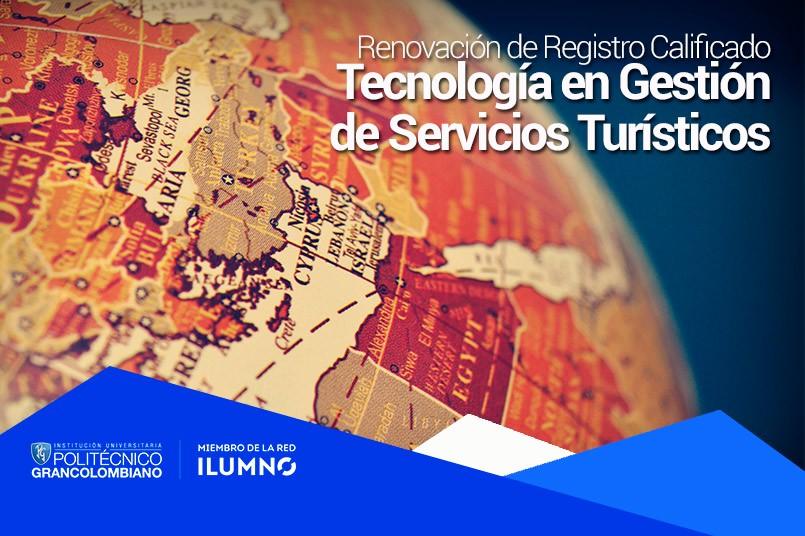 Gestión de Servicios Turísticos vigente por 7 años más
