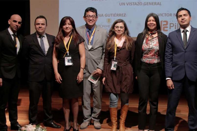 Ponentes del seminario de Responsabilidad Social Empresarial