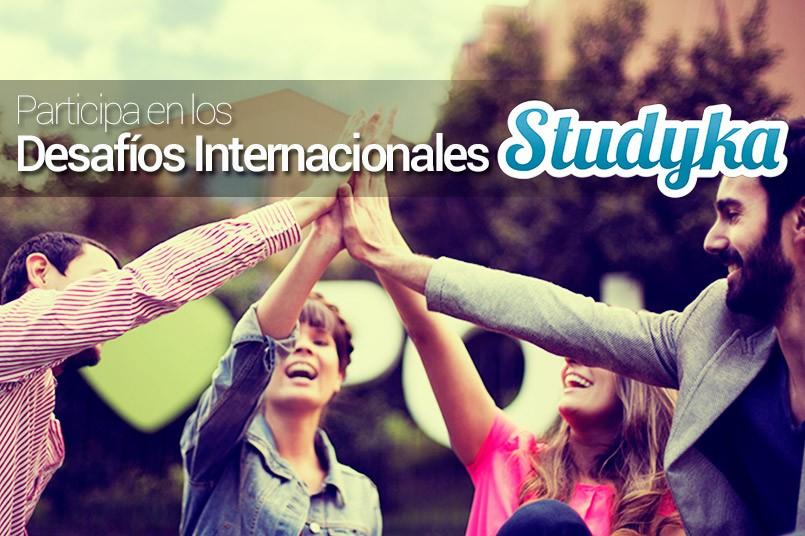 Desafíos internacionales Studyka