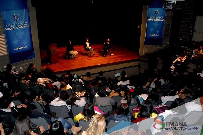 Conferencia 'De amores patológicos y otras cuestiones colombianas'