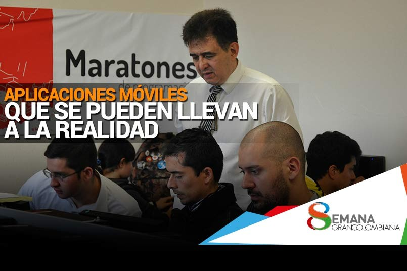 Roger Armoa, docente de la Universidad Americana de Paraguay, explicó de manera sencilla cómo programar en dispositivos móviles.