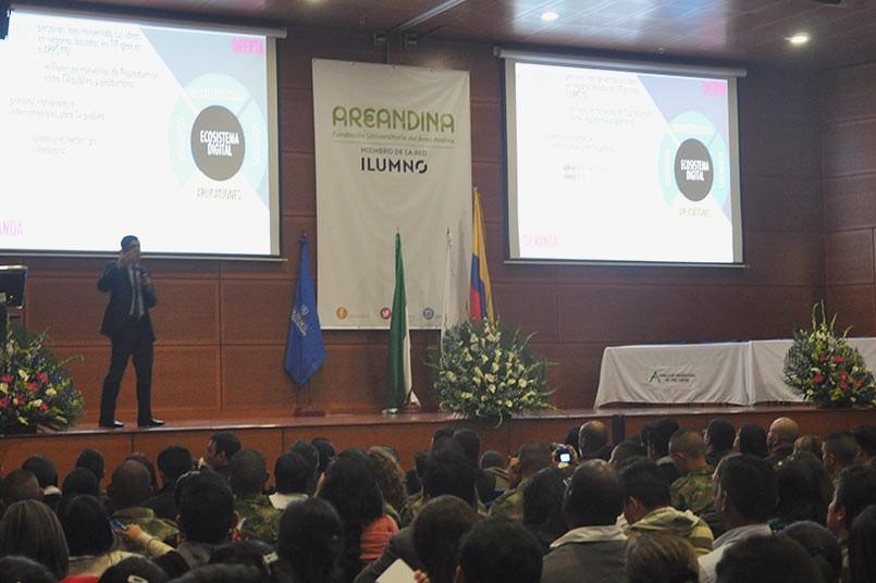 El Politécnico Grancolombiano presente en el Seminario Internacional de Logística