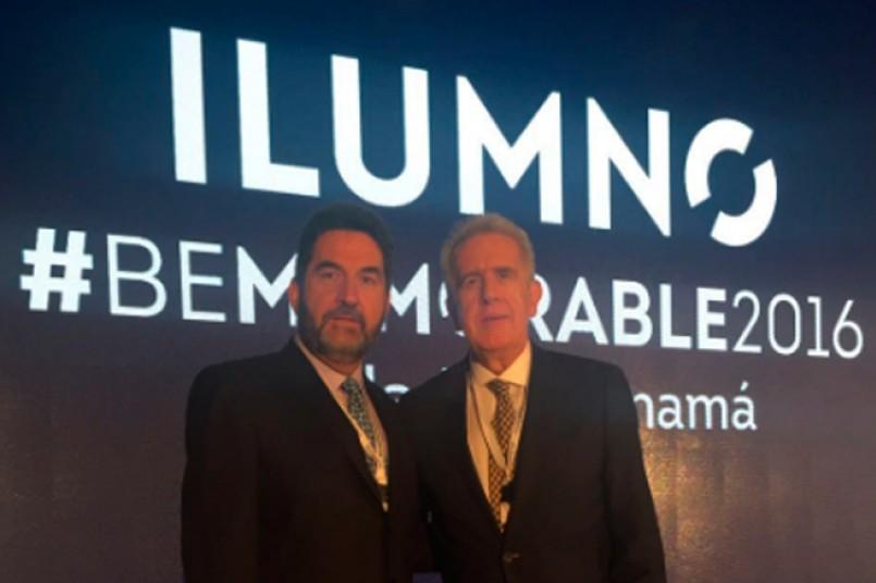 Nuestros líderes en la Cumbre Ilumno