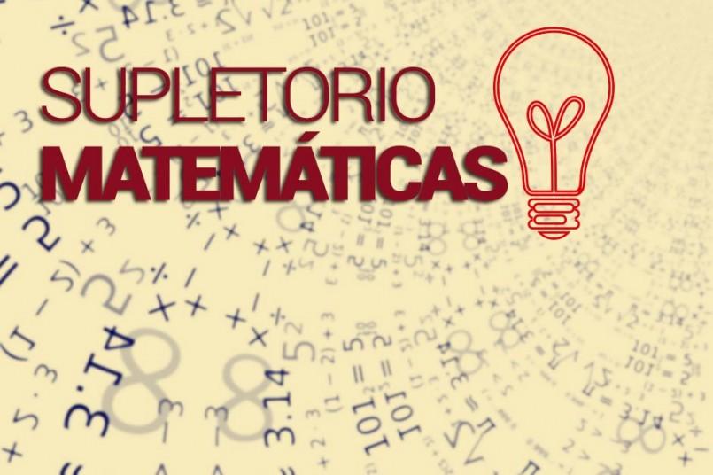 supletorio matemáticas politécnico grancolombiano