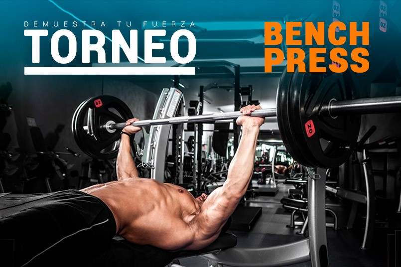 Torneo de Bench Press 2017