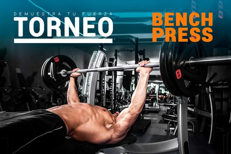 Torneo de Bench Press 2017