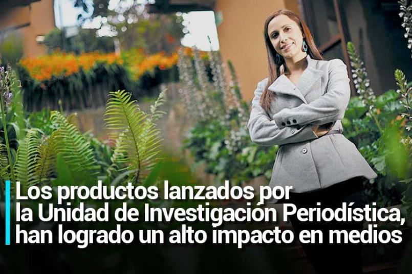 Unidad investigativa estrena página web