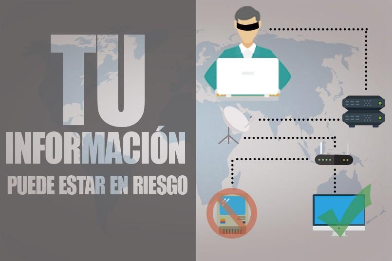 Ataque ransomware a tu información personal