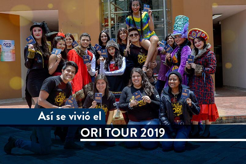 ORI TOUR 2019