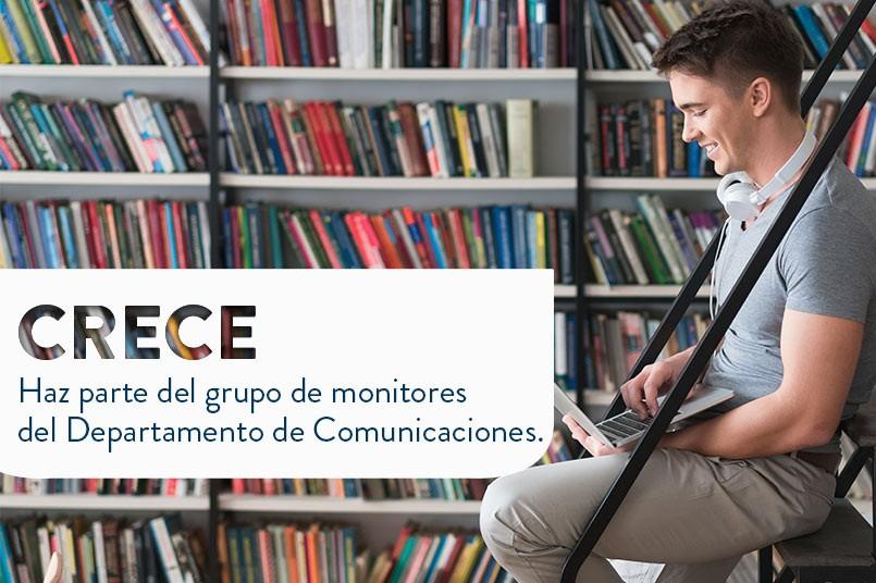 ¡Haz parte de nuestro Programa de Monitorias!