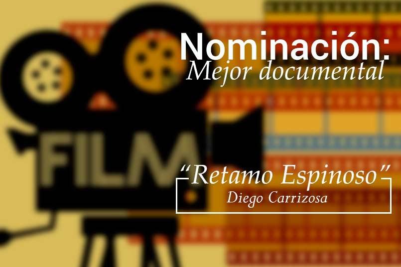 nominación premio