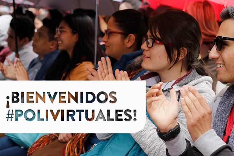 Bienvenida #Polivirtuales