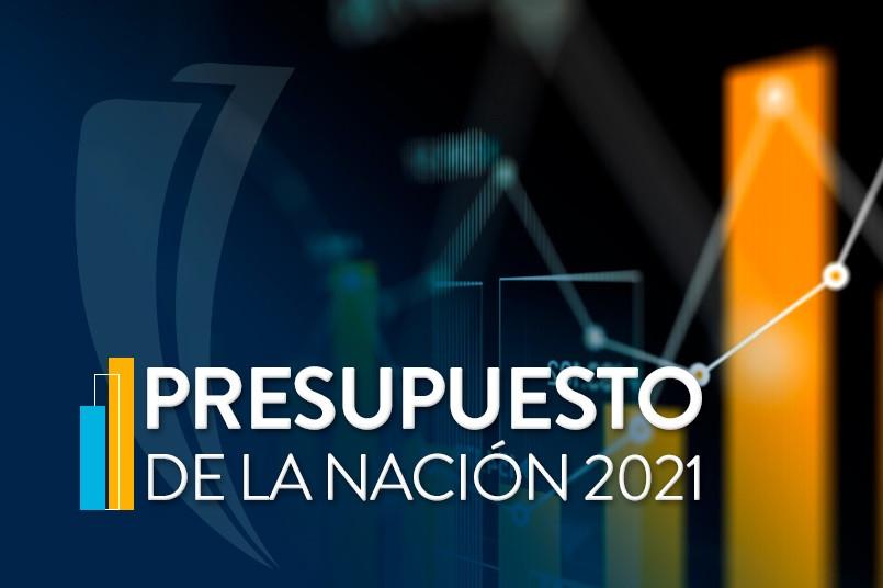 Presupuesto General para la Nación 2021
