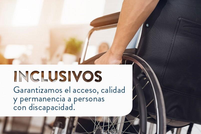 Inclusión Personas Discapacitadas