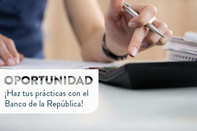 Prácticas Banco de la República