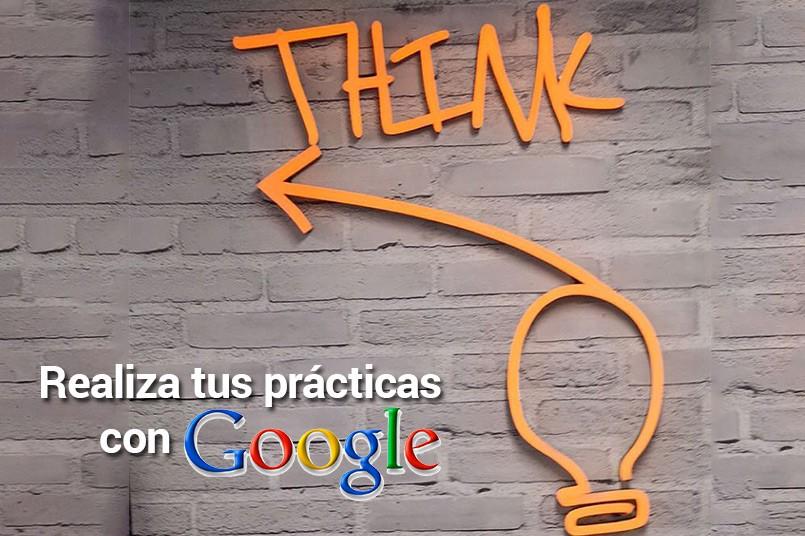 prácticas con google