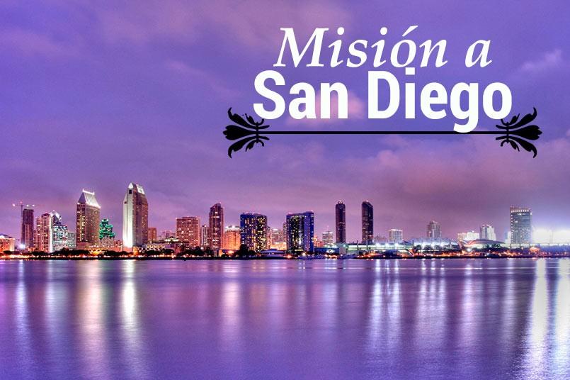 Misión San Diego