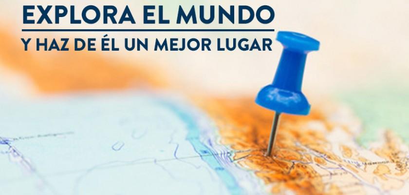 ¡Es momento de explorar el mundo junto a AIESEC!