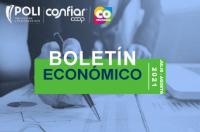 Boletín Económico Julio-Agosto