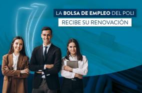 La Bolsa de Empleo del Poli recibe su renovación