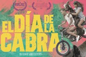 """El Poli presente en el estreno de """"El día de la cabra"""""""