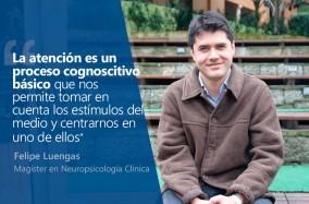 Felipe Lunegas, director del Departamento de Psicología Politécnico Grancolombiano
