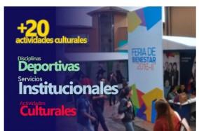Feria Bienestar Universitario 2016