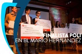 Una grancolombiana finalista del premio Mario Hernández