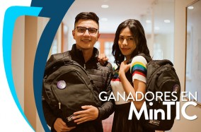 Investigación grancolombiana fue premiada por MinTIC
