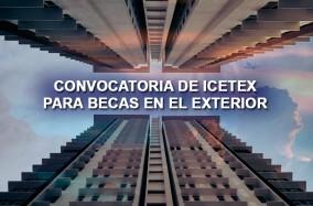 Becas en el exterior Icetex