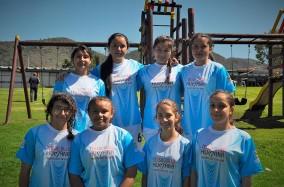 La Institución Universitaria Politécnico Grancolombiano y el colegio José Max León realizaron la segunda versión del encuentro deportivo Colegios de la Sabana