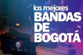Las mejores bandas de Bogotá