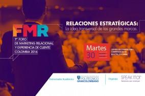 Asiste al 1er Foro de Marketing Relacional y Experiencia de Cliente