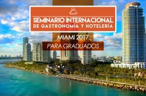 Miami 2017 graduados