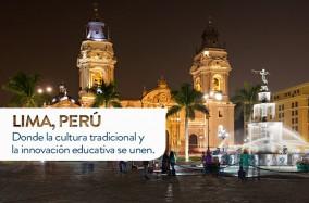 Misión Lima: Innovación Educativa y Tendencias Pedagógicas