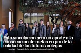 Gracias a la alianza con esta entidad, los grancolombianos de este programa se mantendrán informados sobre charlas, cátedras
