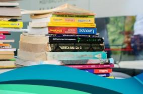 Jornada de donación de libros