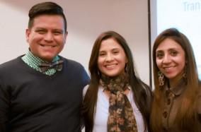 Andrés Felipe Lasprilla, Diviana Moreno, Durán Luz Viviana Sastre.