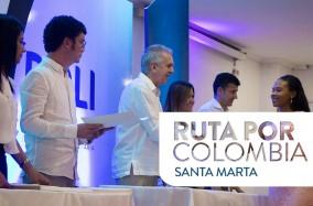 El Poli, cumpliendo sueños en Santa Marta
