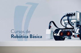 Cursos de Robótica Básica