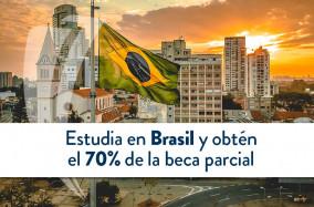 Estudia en Brasil