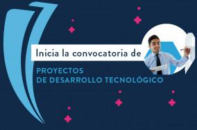 Convocatoria Desarrollo Tecnológico