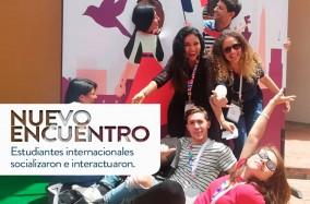 Encuentro estudiantes internacionales