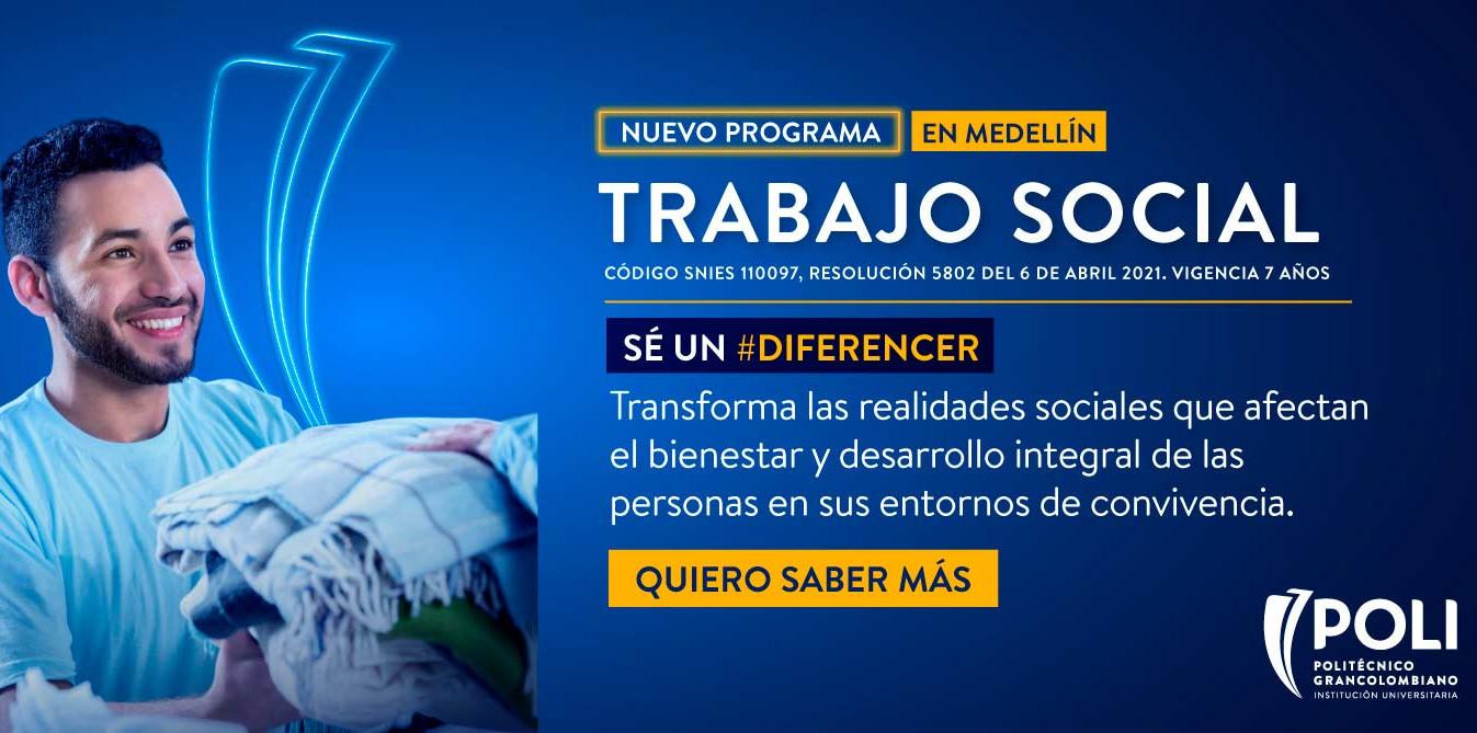 Trabajo Social Medellín