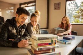 programa de ingles para los estudiantes de administracion de empresa en el Politecnico