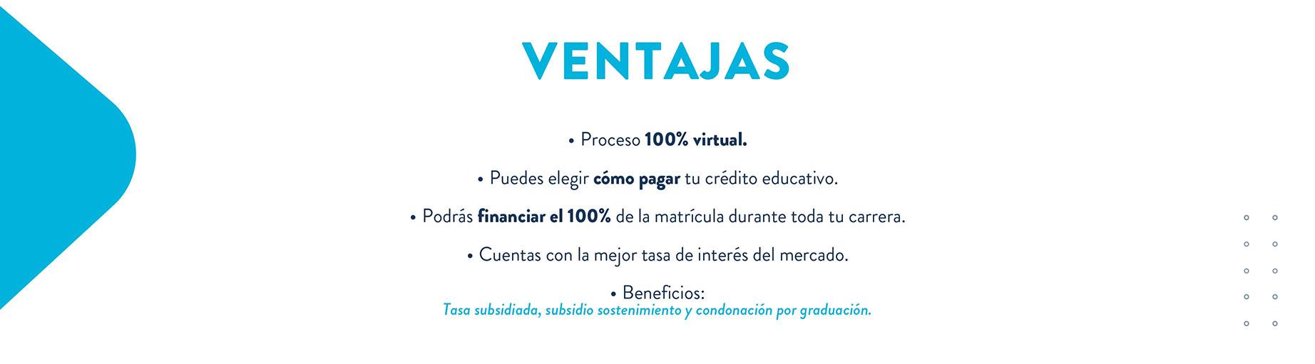 Ventajas Icetex