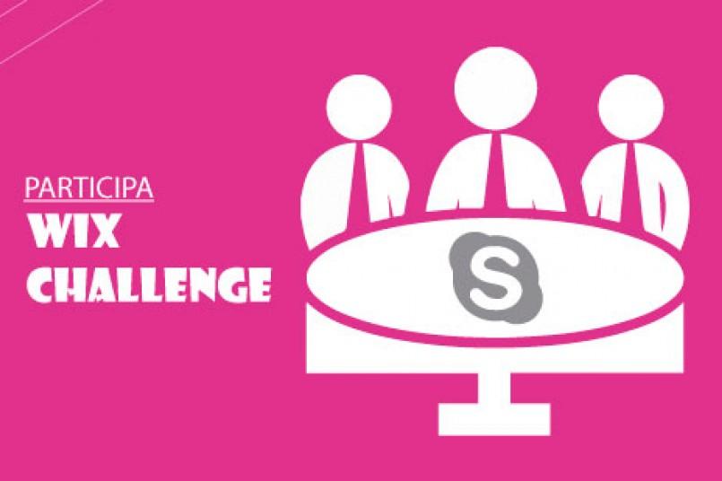 Participa en el Desafío Wix